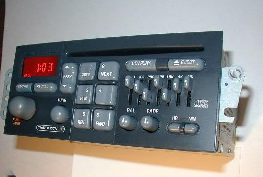 1996 Ford Truck Radio Wiring Diagram Oem Radios Vehicle Radio Amp Electronic Original