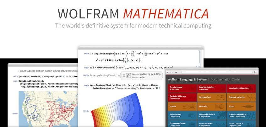 Wolfram Mathematica Cover