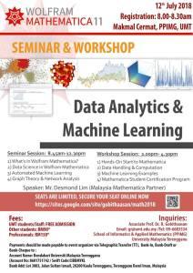 Mathematica seminar – OEMS IntiPakar Corporation Sdn Bhd