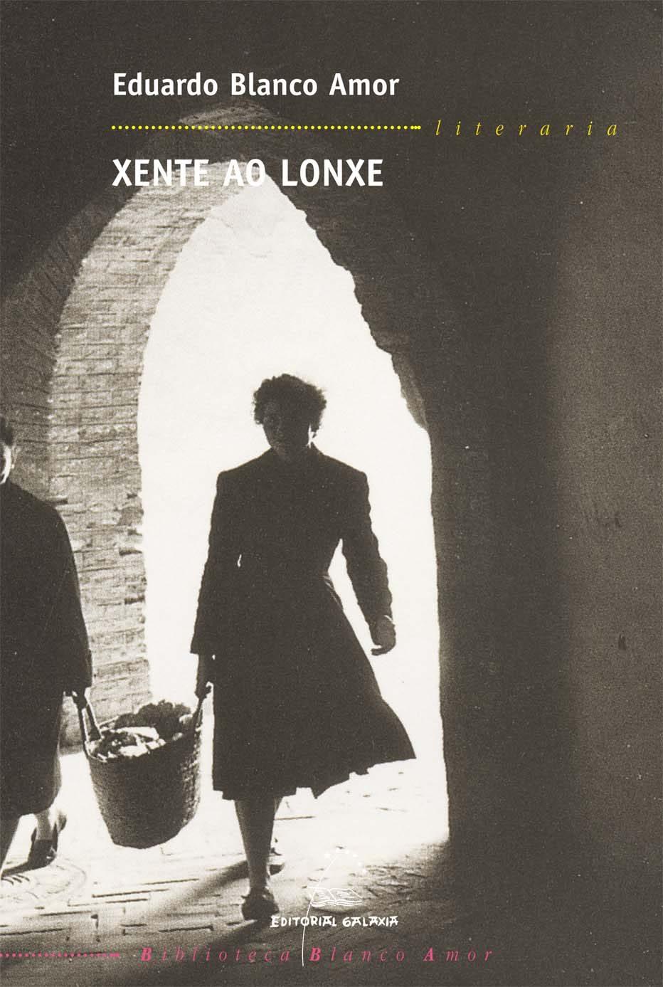 No mes de maio o Club de Lectura mensual está a ler XENTE AO LONXE, de E. BLANCO-AMOR.