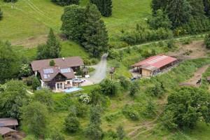 Der Haupthof Berbergestüt Liebenfels