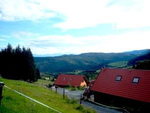 Aussicht Klagenfurter Becken
