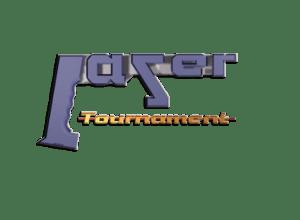Lazer Tournament Logo Klein