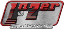 LOGO LAZER Life Action Games