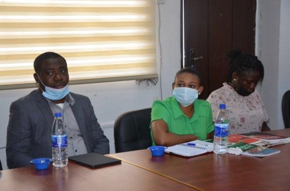 LEAP AFRICA, ON A COURTESY VISIT TO DG OEQA MRS ABIOLA SERIKI-AYENI (9)