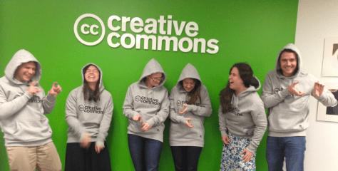 Creative Commons staff 2013