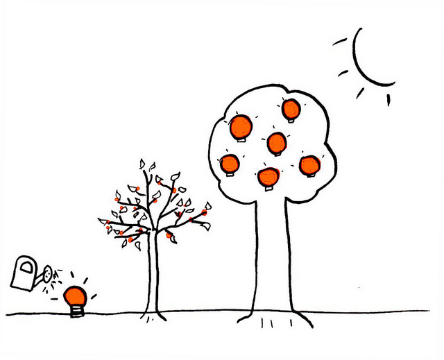 Grow your ideas