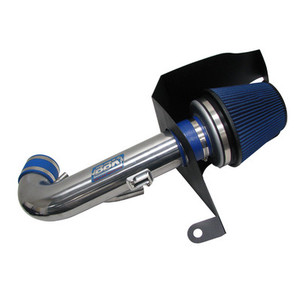 2011-13 Ford Mustang GT / 2012 Boss 302 CHROME Cold Air Intake Kit