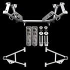 96-04 Mustang UPR Chrome Moly K Member w/ Tow Hooks Kit