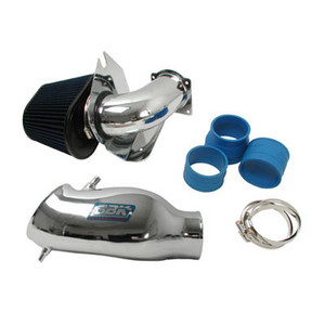 03-04 Mustang Cobra BBK Cold Air Intake System (Chrome)