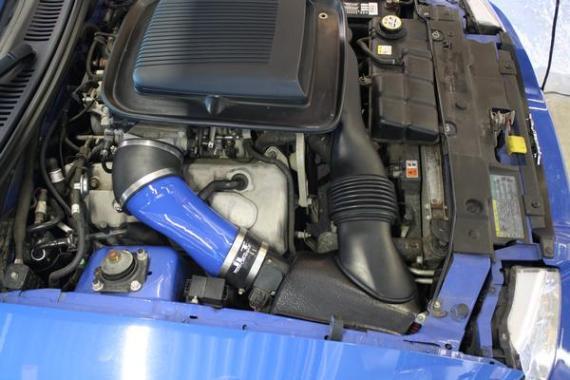 2003 2004 Mustang MACH 1 JLT Ram Air Intake W// Shaker Hook Up Gain HP Buy NOW!