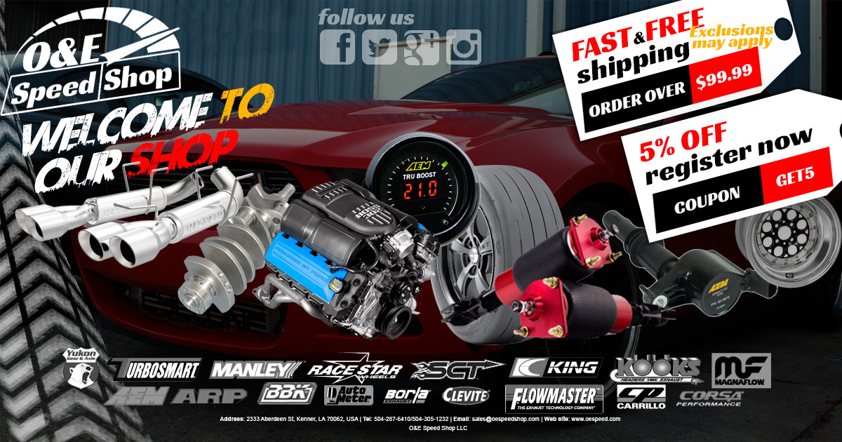 O&E Speed Shop