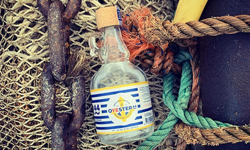 OYESTER44: een originele Nederlandse maritieme vodka met 'terroir'