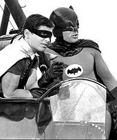 Batman ! à ne pas confondre avec Bantam !! :)