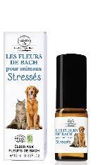 ELIXIRS & CO : Fleurs de Bach pour animaux stressés