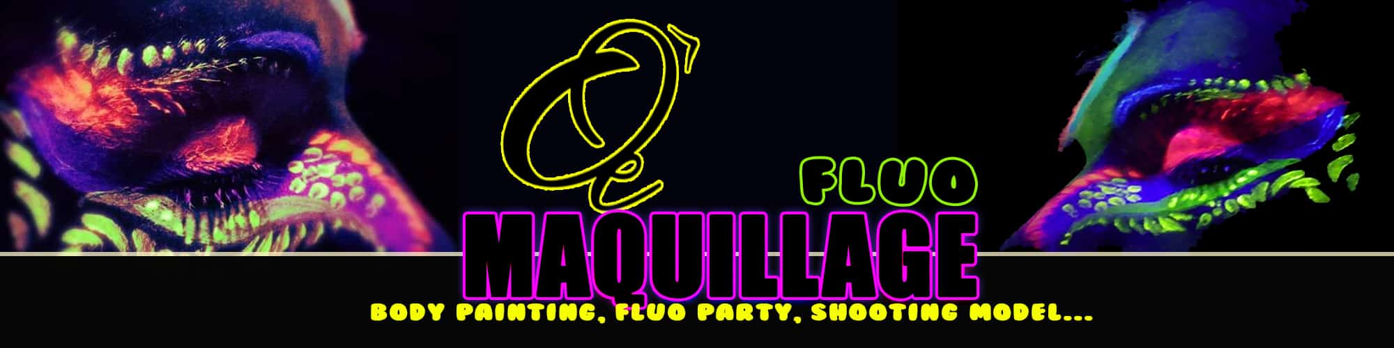 MAQUILLAGE FLUO
