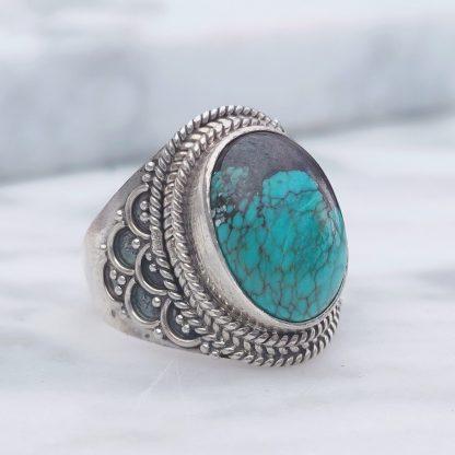 ring turkoois