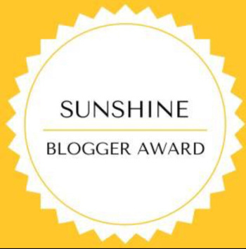 Tag / Sunshine Blogger Award