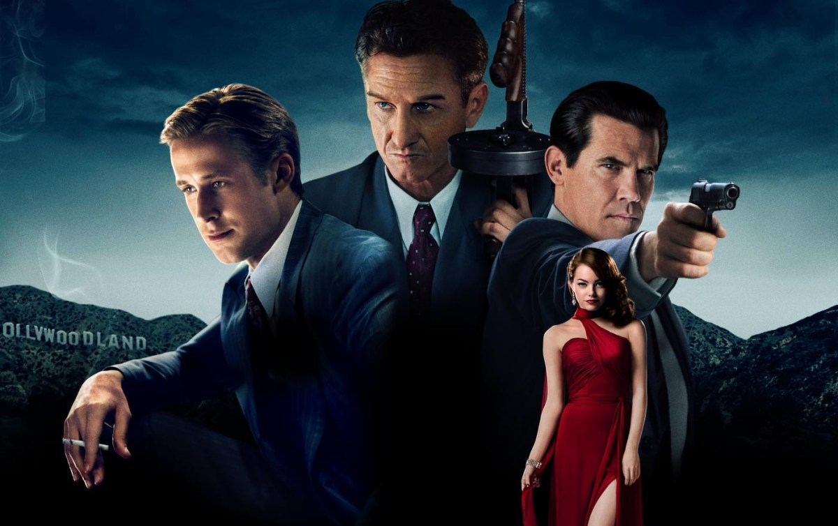 Gangster Squad assembles all the old cliches to little effect