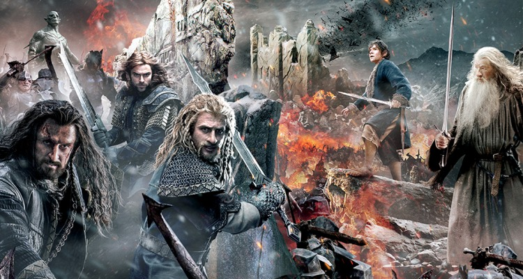 The Hobbit: Battle of the Five Armies is a decent enough end to the Middle Earth saga