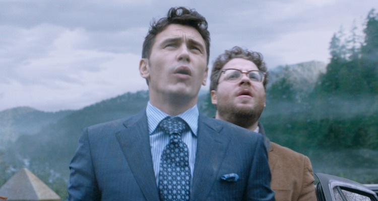 The Interview is less the end of the world as we know it and more just business as usual for Rogen & Franco