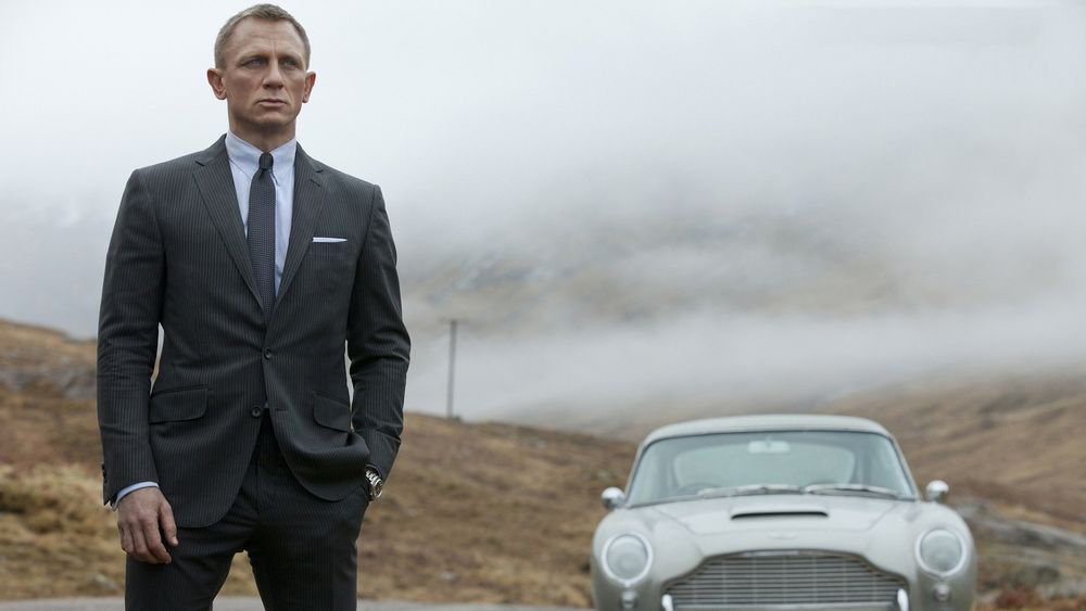 Skyfall takes the Bond franchise deeper than ever before