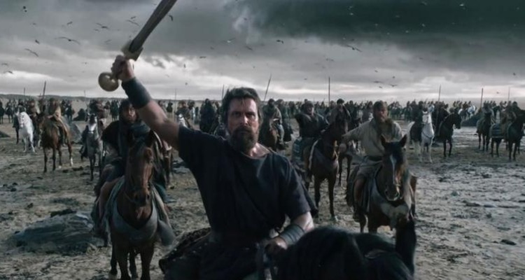 Exodus: Gods and Kings is a Biblical epic with a humanist slant