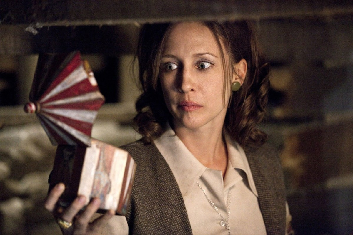 The Conjuring is an entertaining scary go-round