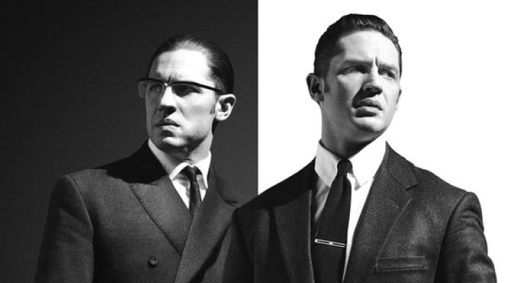 Legend is a monument to Tom Hardy's acting talents