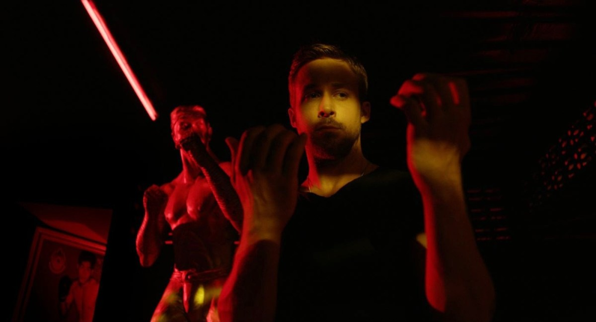 Only God Forgives is an unforgivable load of tosh