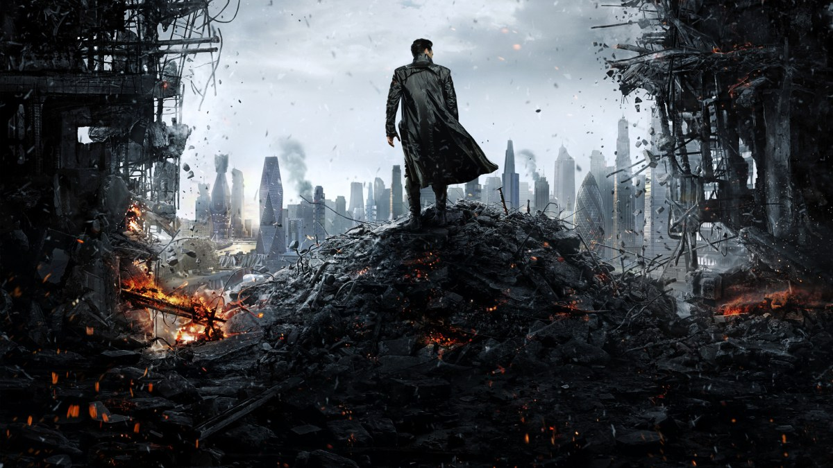 Star Trek Into Darkness helps bring the franchise back into the light