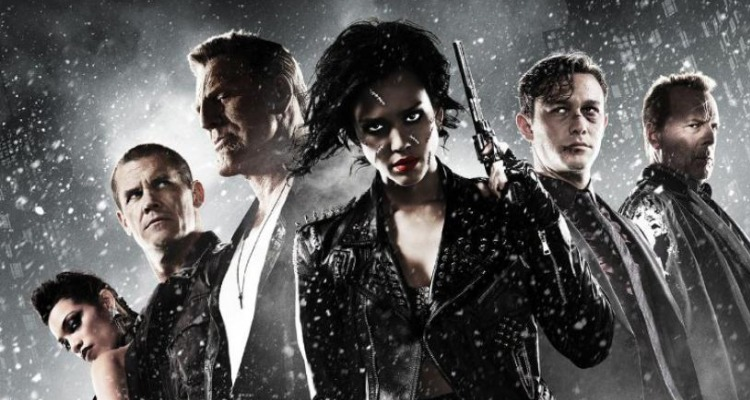 Sin City: A Dame to Kill For shows a franchise that should have stayed buried