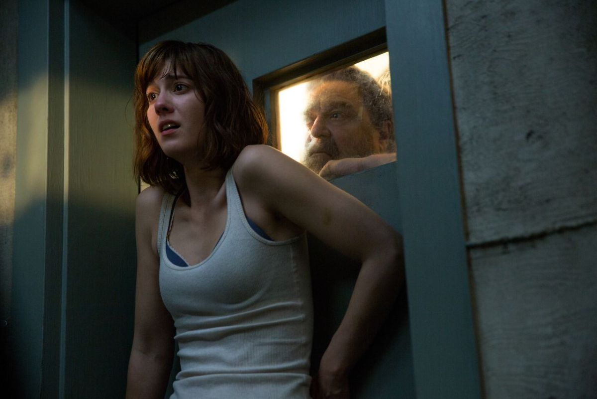 In 10 Cloverfield Lane, Abrams et al swing by Maple Street