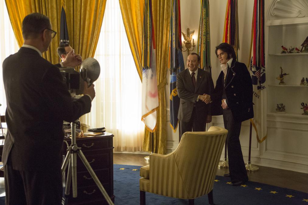 Elvis & Nixon, if not quite kingly, certainly won't leave you feeling crook