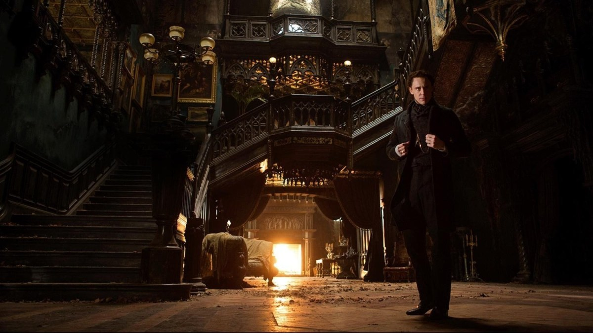 Crimson Peak: the height of Gothic thrills and chills?