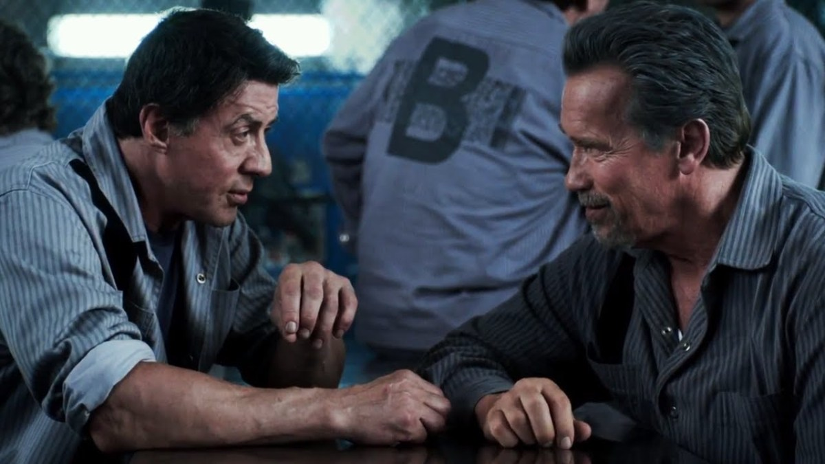 Schwarzenegger & Stallone are expendable in lightweight prison actioner Escape Plan