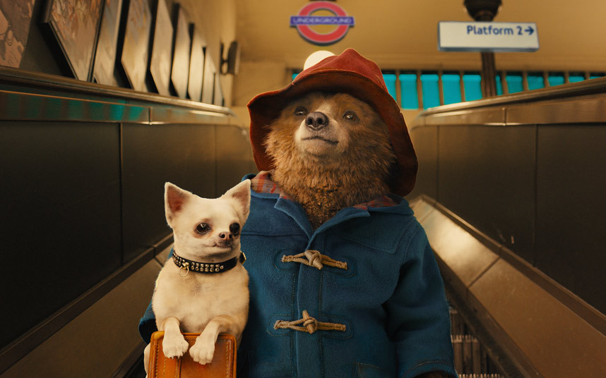 Paddington gets right more than the bear necessities