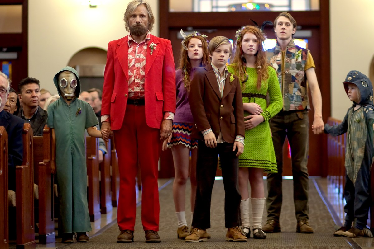 Captain Fantastic: a very good (Buddhist) drama