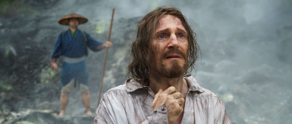 Silence brings Scorsese's obsession with theology & suffering near miraculously to the surface
