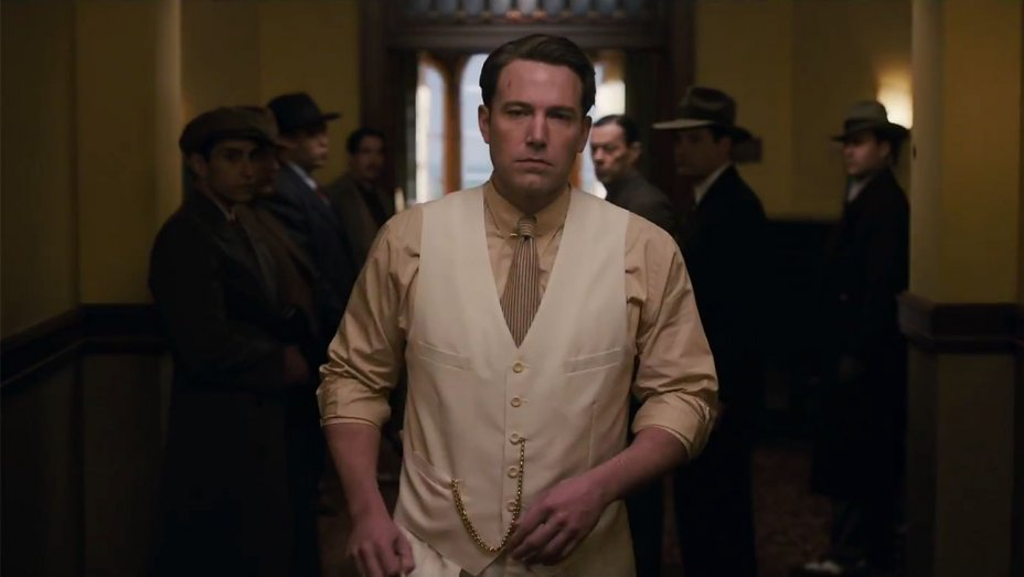 Live By Night sits comfortably, if undistinguishedly, between polish and pulp