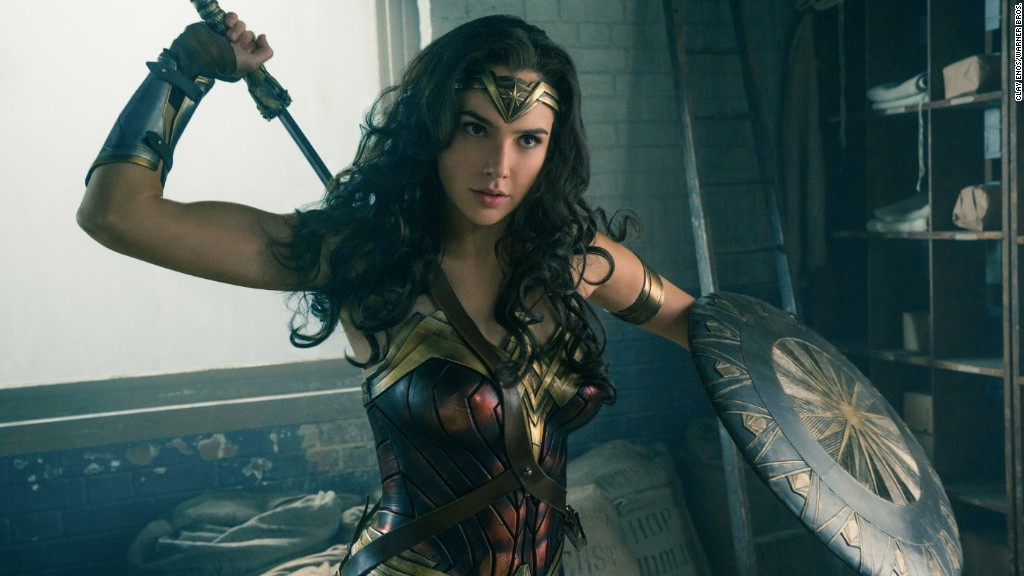 Wonder Woman is a breath of fresh air for the DC Extended Universe