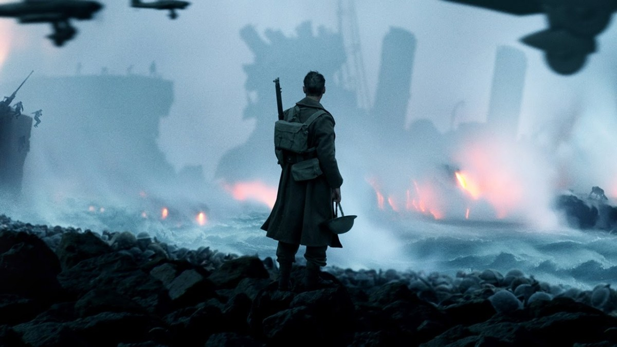 REVIEW: Dunkirk; or my thoughts on time & tide in Nolan's masterpiece of immediacy and magnitude