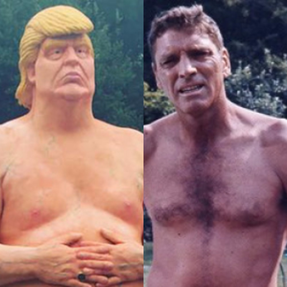 RETROSPECTIVE: The Swimmer in the Age of Trump
