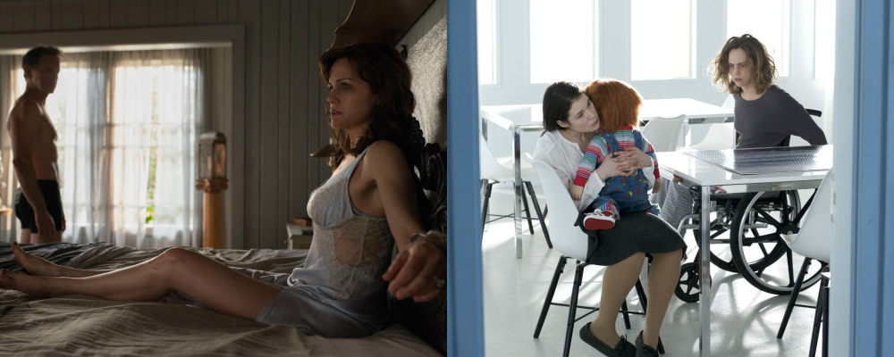NETFLIX HORROR DOUBLE BILL: Gerald's Game & Cult of Chucky