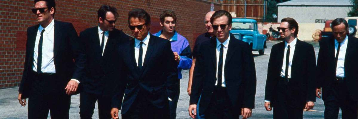 PODCAST: Reservoir Dogs at 25 [Electric Shadows]