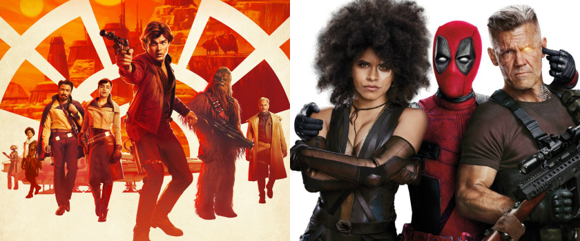PODCAST: Solo: A Star Wars Story & Deadpool 2 [Electric Shadows]