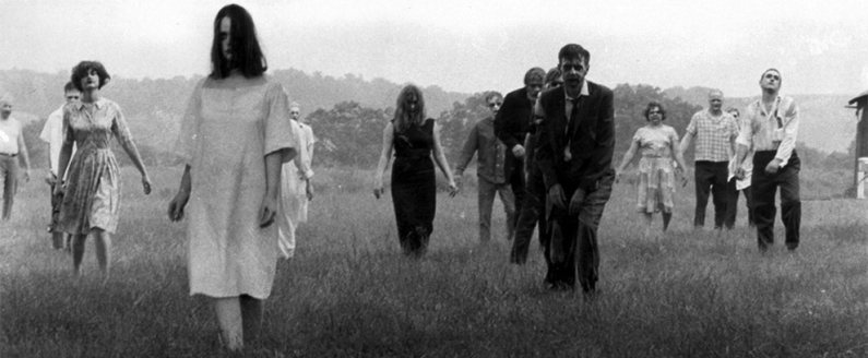 PODCAST: Night of the Living Dead 50th Anniversary [Electric Shadows]