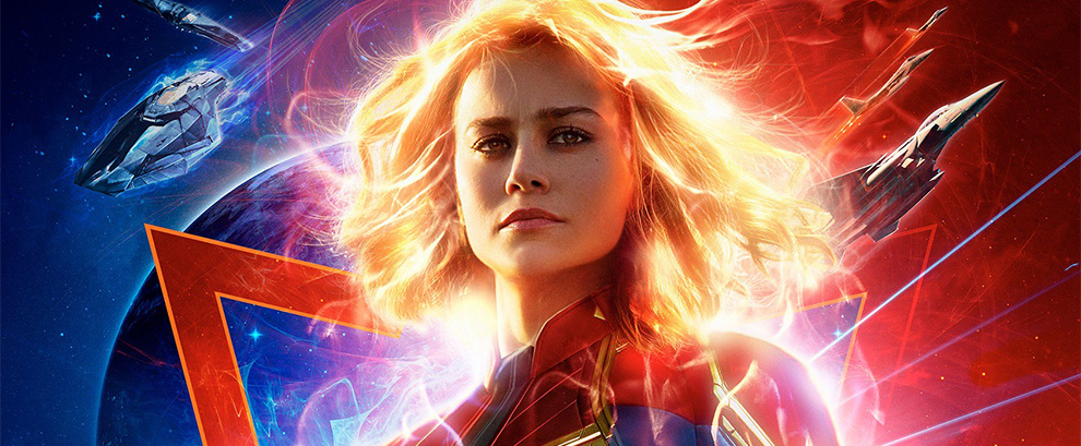 PODCAST: Captain Marvel [Electric Shadows]