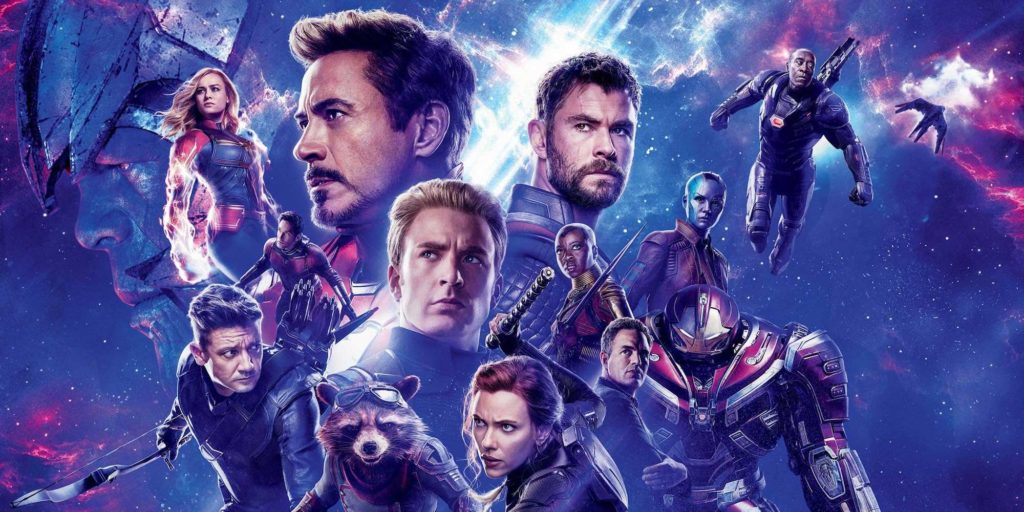 PODCAST: Avengers: Endgame [Electric Shadows]