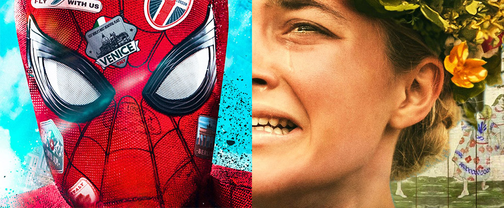 PODCAST: Spider-Man: Far From Home & Midsommar [Electric Shadows]